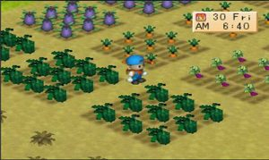 Read more about the article เกมส์ปลูกผัก Harvest Moon